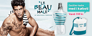Le Beau Male - Gave fra Jean Paul Gaultier!
