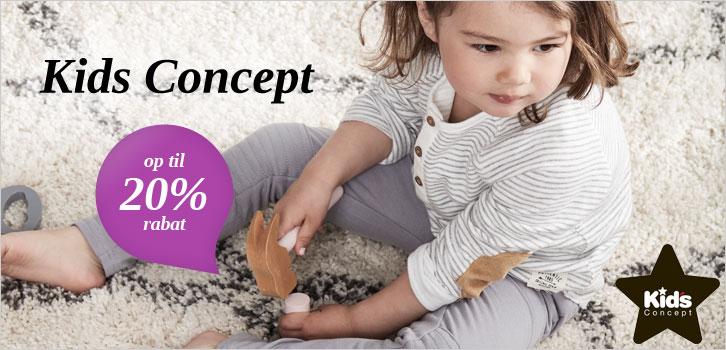 Kids Concept - Op til 20% rabat