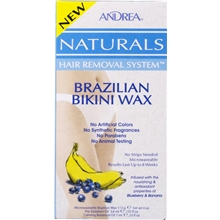 Andrea Blueberry & Banana Brazilian Bikini Wax
