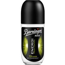 Energi - Deodorant Roll On for men