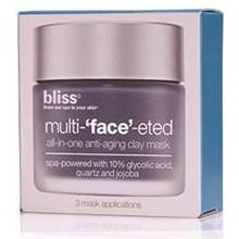 Multi-'face'-ted - All-in-one Clay Mask