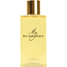 My Burberry - Shower Oil