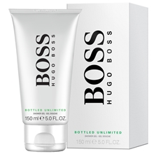 Boss Bottled Unlimited - Shower Gel