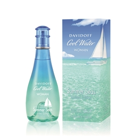 Cool Water Woman Summer Seas - Eau de toilette