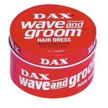 Dax Wax Wave And Groom