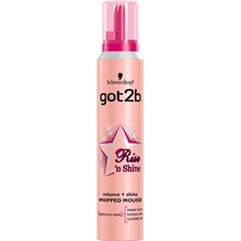 got2b Rise 'n Shine Whipped Mousse