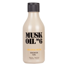 Musk Oil No 6 - Shower Gel