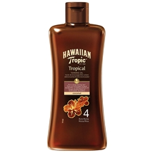 Tropical Tanning Oil Spf 4