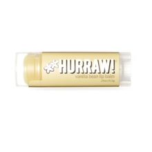 Hurraw Vanilla Bean Lip Balm
