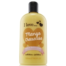 Mango Cheesecake Bath & Shower Crème