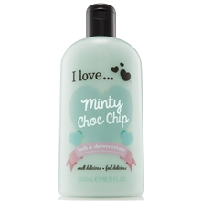 Minty Choc Chip Bath & Shower Crème