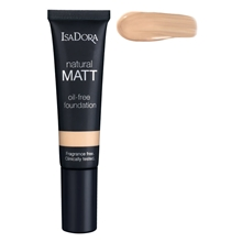 Natural Matt - Oil Free Foundation