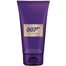 James Bond Women III - Body Lotion