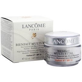 bienfait multi vital cream lancome normal hud shopping4net. Black Bedroom Furniture Sets. Home Design Ideas