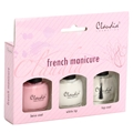 Claudia French Manicure Set