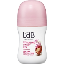 LdB Roll On Vitalizing, Sweet Pea & Silk