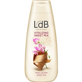 LdB Lotion Vitalizing, Sweet Pea & Silk - Normal