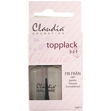 Claudia Top Coat 3-in-1