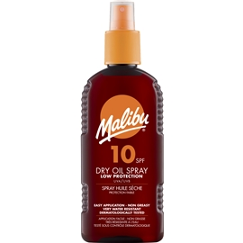 Malibu Dry Oil Spray SPF 10