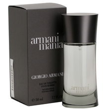 Armani Mania - Eau de toilette (Edt) Spray