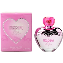 Moschino Pink Bouquet - Eau de toilette Spray