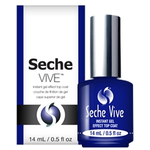 Seche Vive - Instant Gel Effect Top Coat