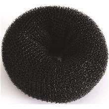 05301 Black Hair Donut