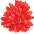 05306 Coral Flower Duck Clip / Brooch