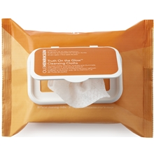 Truth On The Glow Cleansing Cloths