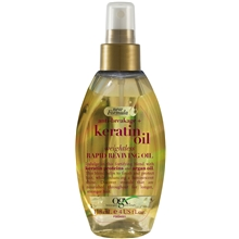 Ogx Keratin Oil Weightless Rapid Reviving Oil