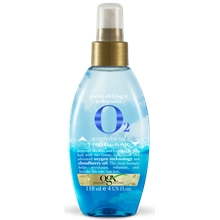 Ogx O2 Weightless oil + Lifting tonic