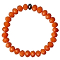 Spring Happiness Orange Bracelet