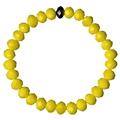 Spring Happiness Yellow Bracelet