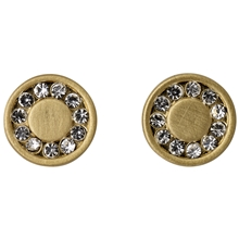 Nelly Earrings - Gold Plated