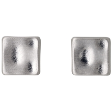 Anabel Small Earrings - Silver Plated