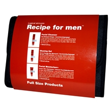 Recipe For Men Gift Bag Red
