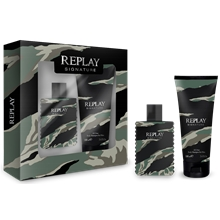 Replay Signature for Him - Gift Set