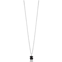 115434540-silver-tous-necklace-onyx