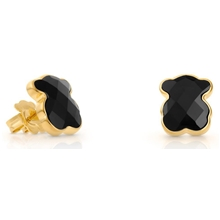 215433580 Vermeil Silver TOUS Bear Earrings