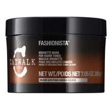 Catwalk Fashionista Brunette Mask