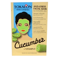 Tokalon - Cucumber Facial Mask