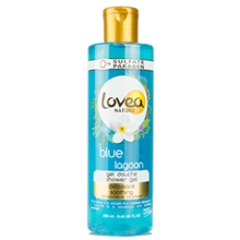0% Blue Lagoon Shower Gel - Soothing