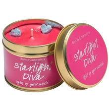 Tin Candle Starlight Diva