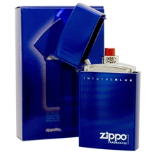 Zippo Into the Blue - Eau de toilette (Edt) Spray