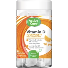 active-care-vitamin-d-90-tabletter