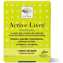 Active Liver