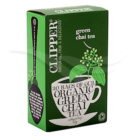 Clipper Green Chai