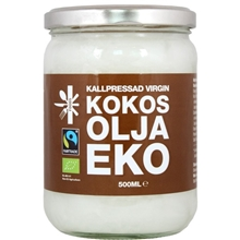 500 ml - Coconut Oil Extra Virgin
