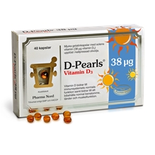 D-Pearls 38 µg