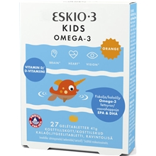 Eskimo-3 kids chewable